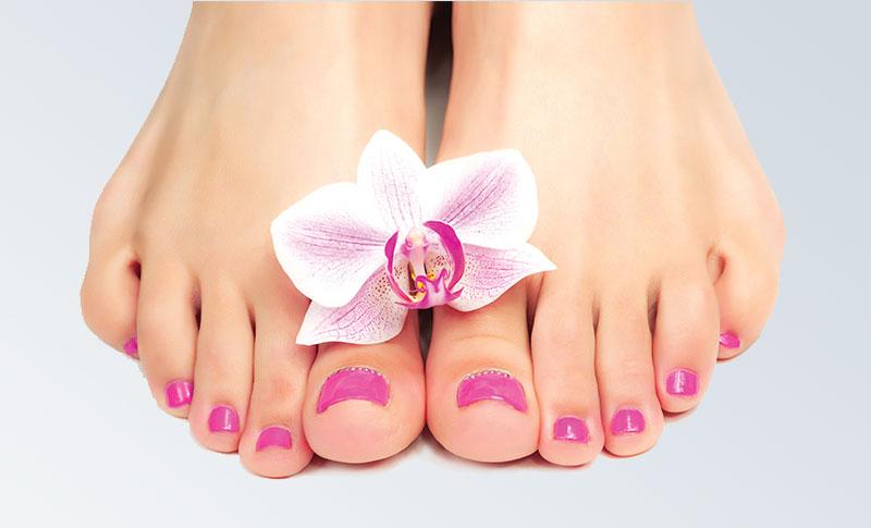 , Nails & Feet